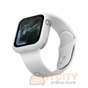 Uniq Lino Watch Case For  Apple Watch 44MM - Dove White