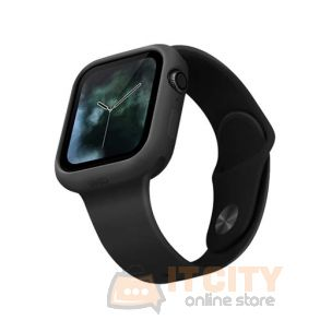 Uniq Lino Watch Case For  Apple Watch 44MM - Ash Black