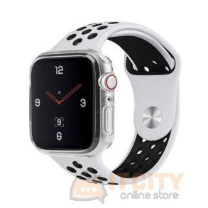 Uniq Glase Apple Watch Series 4 Slim TPU case (44mm) - Dove