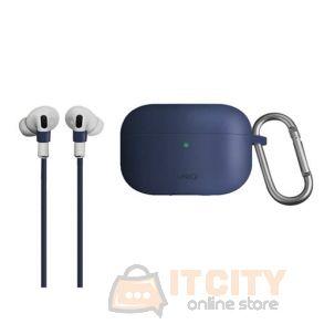 Uniq Vencer Airpods Pro Silicone Hang Case - Marine Blue