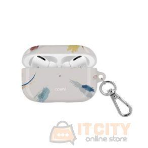 Uniq Coehl Reverie Airpods Pro Case - Soft Ivory