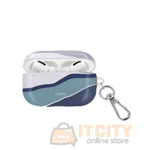 Uniq Coehl Ciel Airpods Pro Case - Twilight Blue