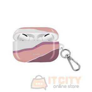 Uniq Coehl Ciel Airpods Pro Case - Sunset Pink