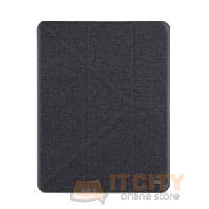 Uniq Yorker New iPad 12.9 Kanvas - Osbidian Knit Black