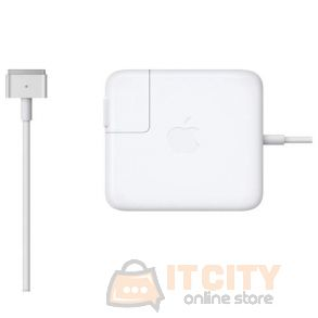 Apple Power Adapter For MacBook Air MagSafe 2 60W (MD565B/B) - White