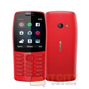 Nokia 210 Dual sim Phone - Red