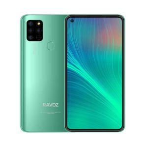 Ravoz Z6 lite 128GB/4GB 6.55 Inch Phone - Green