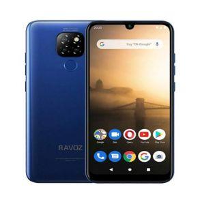 Ravoz Z3 Pro 64GB/3GB 6.08 Inch Phone - Blue
