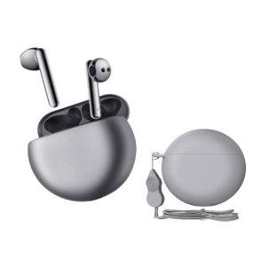 Huawei Freebuds 4 True Wireless Earphones - Silver Frost