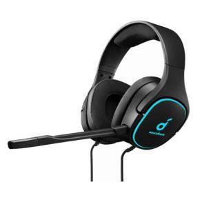 Anker Soundcore Strike 3 Gaming Headset – Black/Blue