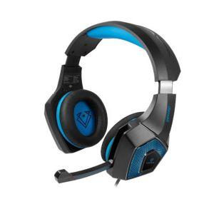 Vertux Denali High Fidelity Surround Sound Gaming Headset - Blue