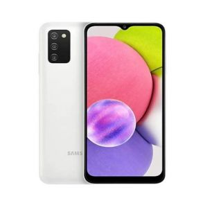 Samsung Galaxy A03s 32GB/3GB 6.5 Inch Phone - White