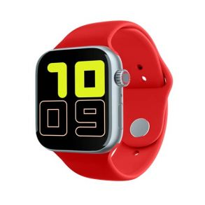 Z33 1.44 inch full touch screen Smartwatch with BT - Red
