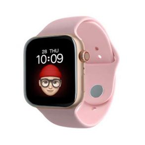 Z33 1.44 inch full touch screen Smartwatch with BT -  Pink
