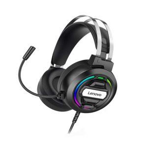 Lenovo H401 Stereo Gaming Headset - Black