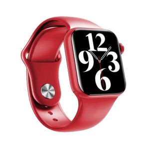 M16 Plus Smartwatch Infinity Display Series 6 - Red
