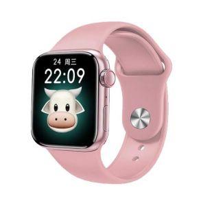M16 Plus Smartwatch Infinity Display Series 6 - Pink