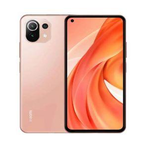 Xiaomi Mi 11 Lite 128GB/8GB 6.55 Inch phone - Peach Pink