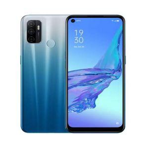 Oppo A53 128GB/4GB 6.4 inch Phone - Fancy Blue