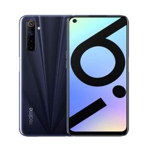 Realme 6i 4GB/128GB 6.5 Inch Phone - Eclipse Black
