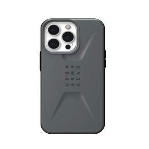 UAG Civilian Case for iPhone 13 Pro Max - Silver
